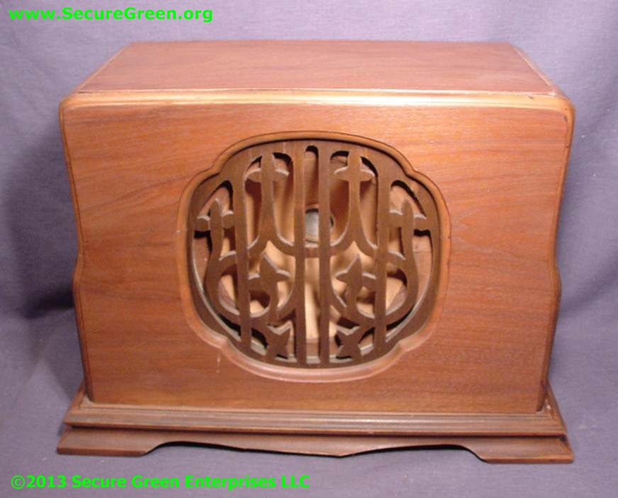 Magnavox dynamic 80 speaker