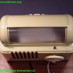 Mitchell Lullaby Headboard Lamp Radio